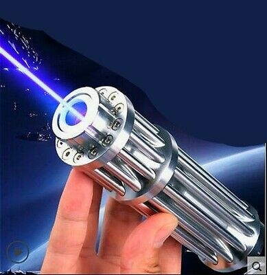 High Power Blue Laser Pointer Visible Beam Light Pen Without The Caps