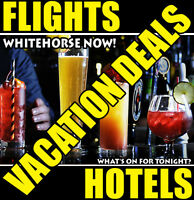 Vacation Deals for Yukoners at WhitehorseLife.com