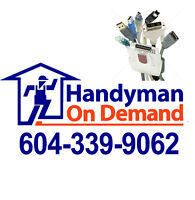Handyman on Demand