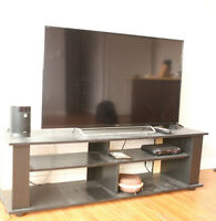 TV stand on sales for movement