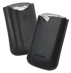 BRAND-NEW Leather Case Pouch for iPod Touch/iPhone or BB Curve Kingston Kingston Area image 3