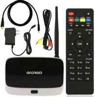CANCEL YOUR CABLE Android 4.4 Smart BOX XBMC Quad Core 8GB
