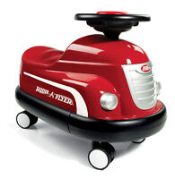 RADIO FLYER BUMPER CAR
