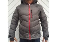 The North Face large ski jacket as new £50
