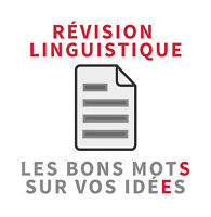Révision linguistique / Correction du français