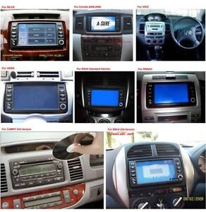 DVD, GPS , For Toyotas & all Japanese cars. 1 year warranty. Perth Perth City Area Preview