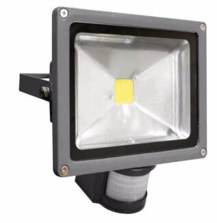 Outdoor light in brisbane south east qld outdoor lighting new led sensor flood light for permanent install mozeypictures Images