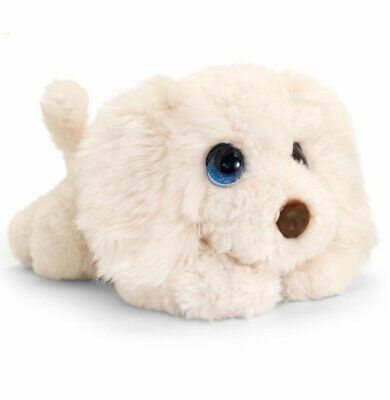 Keel Toys DOG LABRADOODLE 37cm Soft Toy Signature Puppies for sale  Warrington