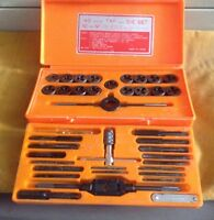 DELUXE TAP AND DIE SET
