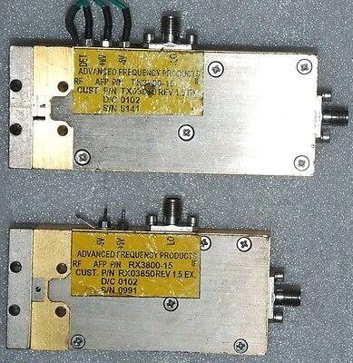 38ghz Txrx Millimeter-wave Transceiver Components