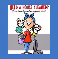 Need your home cleaned? I can help!