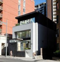 Forest Hill 1 bdrm loft apartment at Yonge and St. Clair