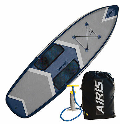 Sale! Airis Hardtop Stubby 9 Inflatable Standup Paddle Board SUP!
