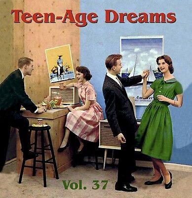 1 Rockabilly,Doo Wop,Teenage Dreams,Surf,Hillbilly,Psychobilly CD Rock N Roll