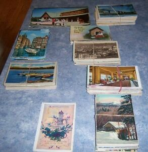 OLD POSTCARDS ***NEW PRICE ***