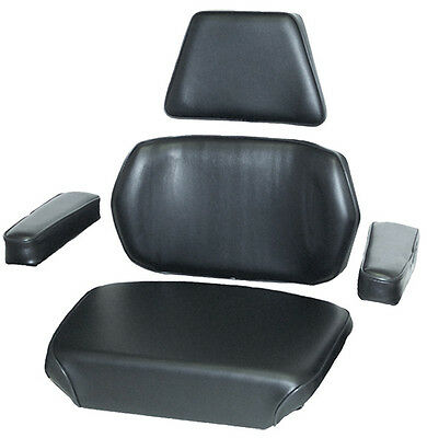 Amc1170blv Seat Kit Black Vinyl For Case 770 870 1070 1090 1170 1175 Tractors