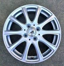 "(Huyndai i20, Accent) 15"" Japanese Milano Wheel & Tyre Package Mitcham Whitehorse Area Preview"