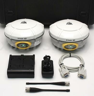 Trimble R8 Model 3 Gps Glonass Base Rover Set 450 - 470 Mhz 62750-66 R8-3
