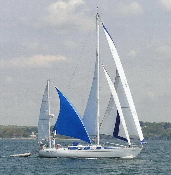 Migrant 45 cruiser/racer 45' sailboat