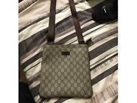 2 Gucci messenger bags