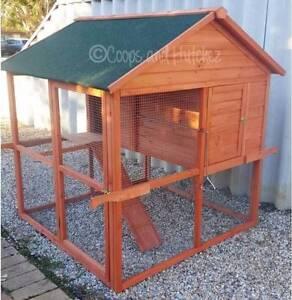 Chicken coop/ Rabbit Hutch/ Pet run Maddington Gosnells Area Preview