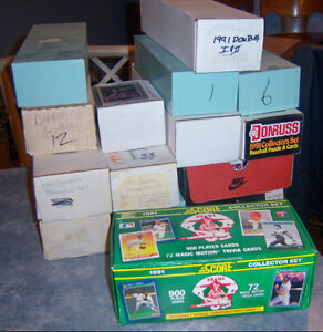 8000 BASEBALL CARDS***NEW PRICE *** Kingston Kingston Area image 2