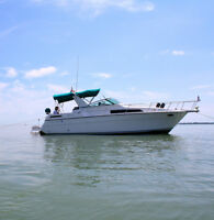 32ft Four Winns for sale or trade