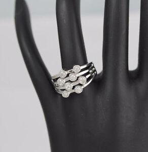 14k White Gold Diamond Ring (fancy NEW, 0.30 tdw) #1921 Oakville / Halton Region Toronto (GTA) image 6