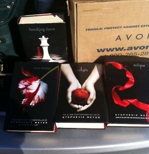 Twilight books collection