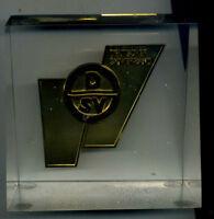 Very Rare 'DSV' German Ski Federation Gold medal award 1968