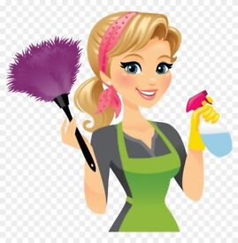 Cleaner Available for Domestic, Commercial & End of Tenancy