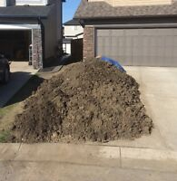 Free Dirt! Clean fill in SE Calgary. Come and help yourself.