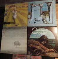 vintage disque vinyle 33 tours rock genesis