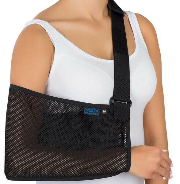 Armschlinge Armtragegurt Armbandage Gipsverband Armorthese Standard noex
