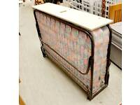 SALE NOW ON!! - Small Double Folding Guest Bed - Can Deliver For £19