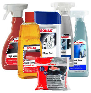 Sonax Car Care Products - Full Line - In Stock!!