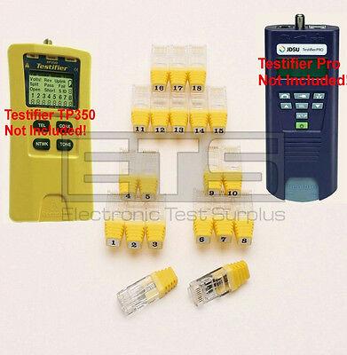 Test-Um TP312 RJ45 Remote Identifier Mapper IDs 1-20 4 TP350 TP655 Testifier Pro