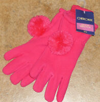 Cherokee Fleece Gloves - BNWT...Size 8-16