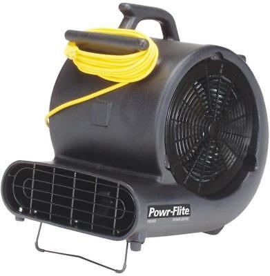 New Powr-flite Pds1 Air Blower 4.8 A 12 Hp 3 Speed Air Mover Fan