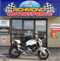2009 DUCAT 696 MONSTER - ONLY 496 KMS!