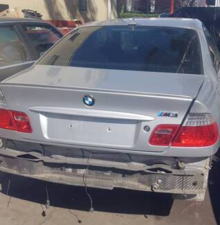 BMW M3 E46 S54- - BMW CAR FOR WREKCING AND PARTS Seven Hills Blacktown Area Preview
