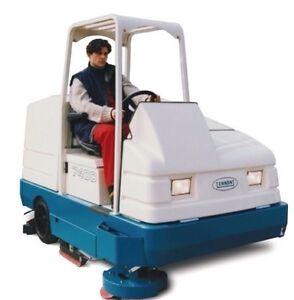 Floor Scrubber / Sweeper Rentals   ( Tennant, Advance, Clarke )