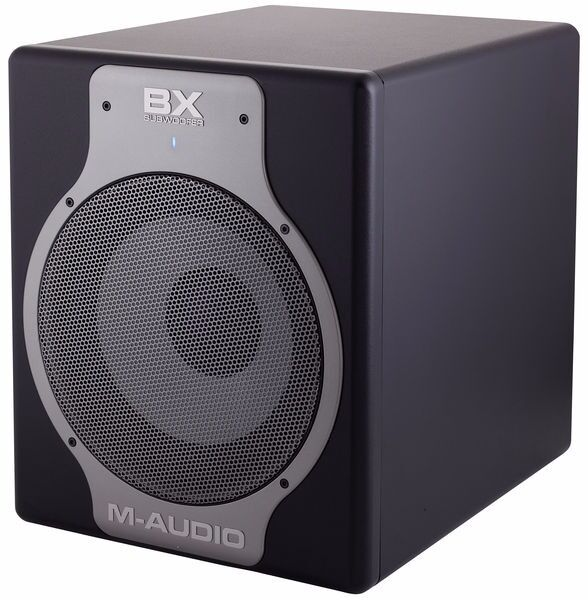 M-Audio BX 10 inch active sub subwoofer