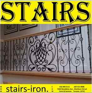 Textured black powder coated Stairs Baluster+Parts ON SALE NOW