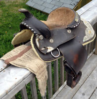 Saddles for Sale as pictured