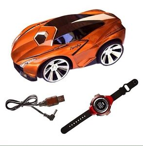 Remote Control Car - with smart watch