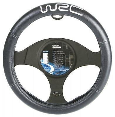 WRC 7380 COPRIVOLANTE PER AUTO SIMIL-PELLE NERO