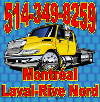 J'ACHETE AUTO OU CAMION POUR LA FÉRRAILLE (SCRAP) 514-349-8259
