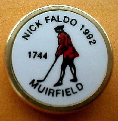 Ok - no fancy gold or silver foil in the above but all genuine ball markers from the 1980s / 1990s.