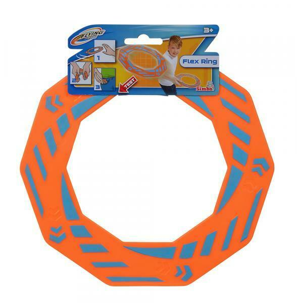 Simba Outdoor Spielzeug Wurfspiel Flex Wurfring Flying Zone 107206031